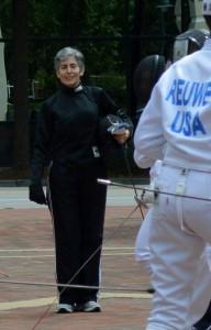 Fencing 2014 Flashmob 103