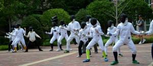Fencing 2014 Flashmob 118