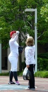 Fencing 2014 Flashmob 126
