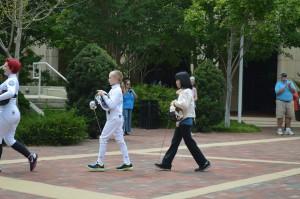 Fencing 2014 Flashmob 137