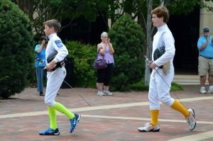 Fencing 2014 Flashmob 139