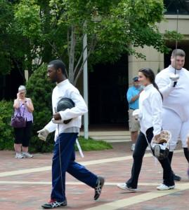 Fencing 2014 Flashmob 141