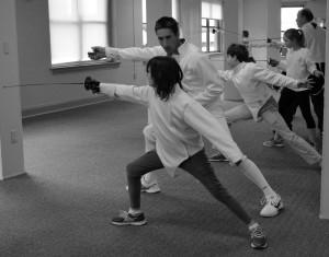 Fencing March 2015 081